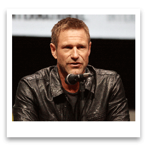 Photo d'Aaron Eckhart