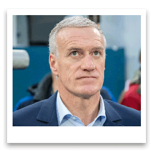 Photo de Didier Deschamps