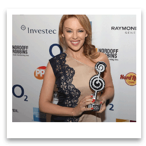 Photo de Kylie Minogue