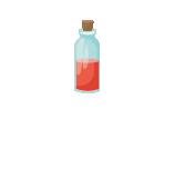 2 gouttes d'huile essentielle de géranium