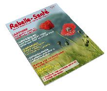 Photo d'un numéro du magazine Rebelle-Santé