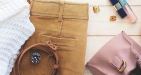 Défi : Je range à la méthode KonMari - Image de vêtements et chaussures féminines