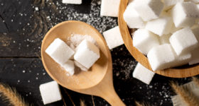 Le sucre, ami ou ennemi ? - Image de carrées de sucre