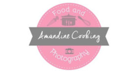 Logo d'Amandine Cooking