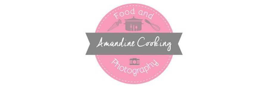Logo d'Amandine Cooking
