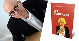 Serge Guérin, auteur du livre les Quincados