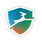 Logo de l'appli smartphone Dashlane