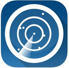 Logo de l'application Smartphone FlightRadar24