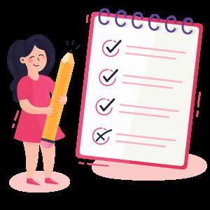 checklist citations