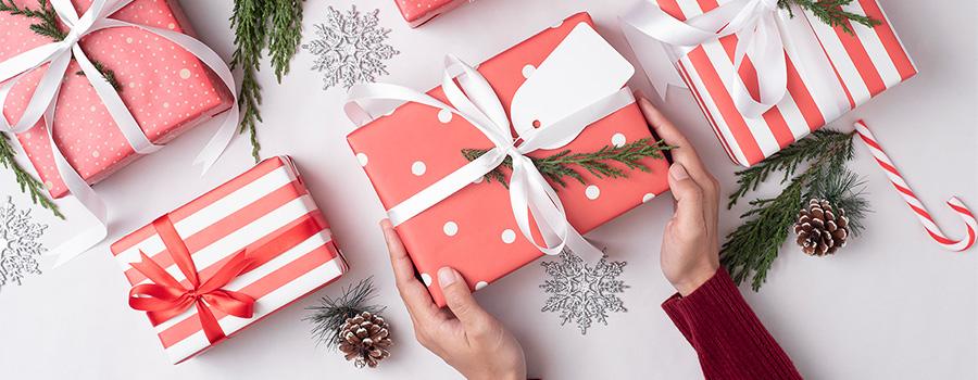 Sélection de 6 boxs mensuelles à offrir - Photo d'un cadeau