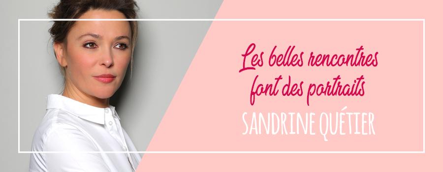 Sandrine Quétier - Crédit Photo : AndréD