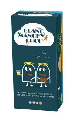 Photo du jeu de société Blanc Manger Coco