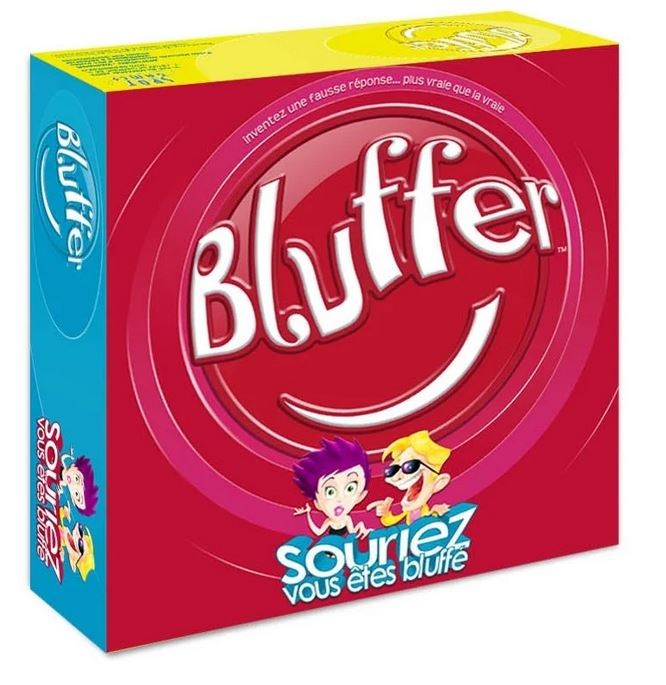 Photo du jeu de société Bluffer