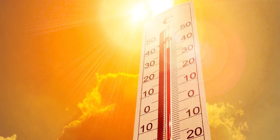 thermometre coup de chaleur