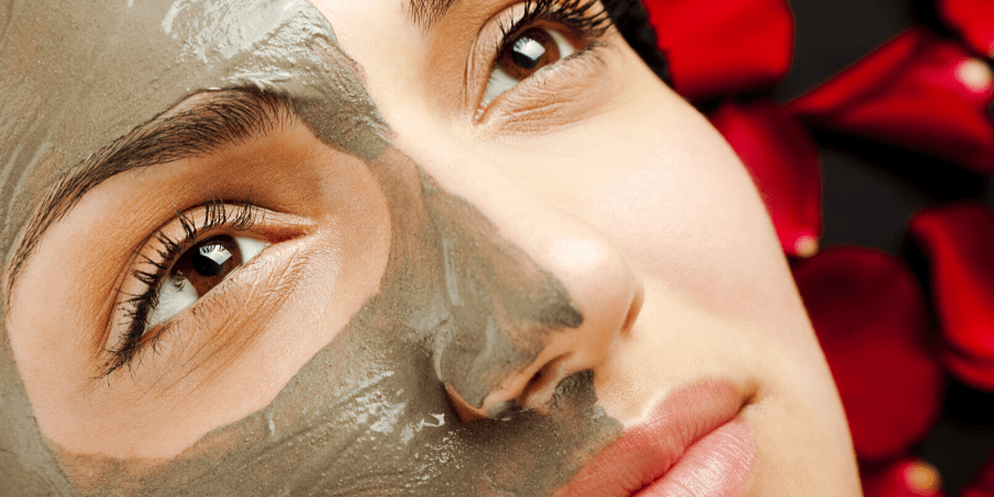 masque argile verte