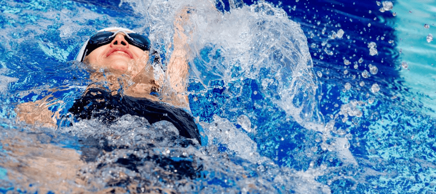 natation sports après 50 ans