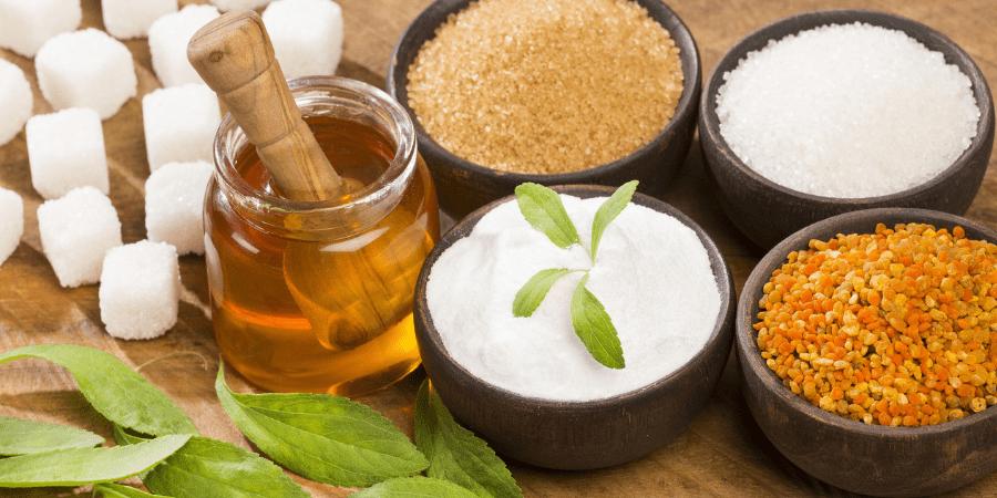 les alternatives au sucre