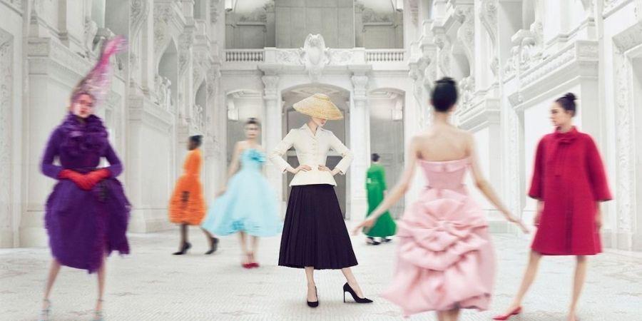 Photo de défilé Dior