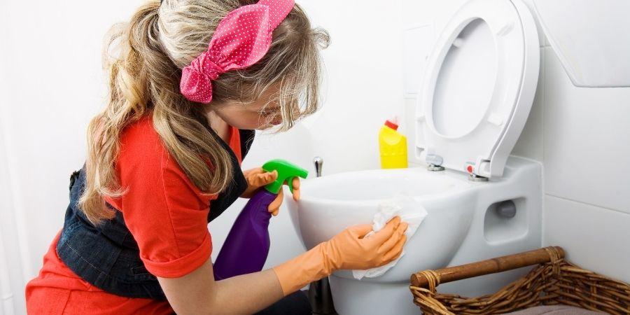 Nettoyer ses toilettes au naturel