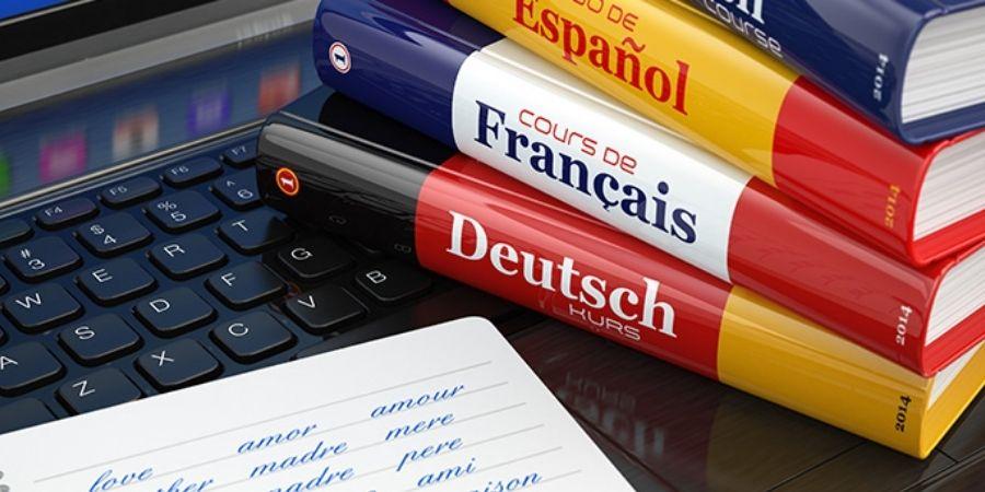 apprendre une langue étrangere