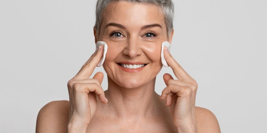 hydrater sa peau à 50 ans