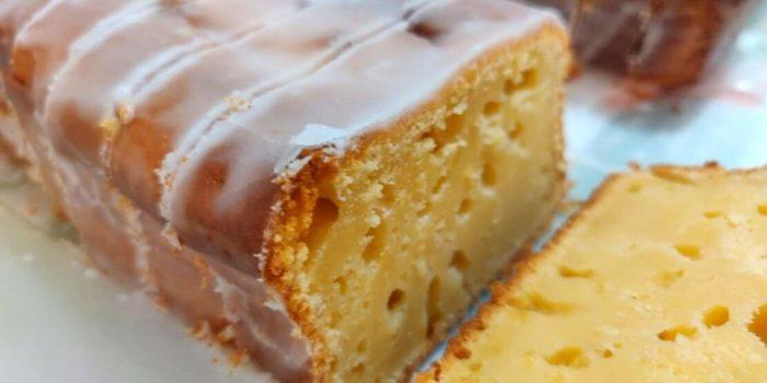 cake au citron et mascarpone