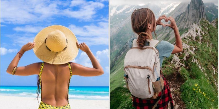 vacances mer ou montagne