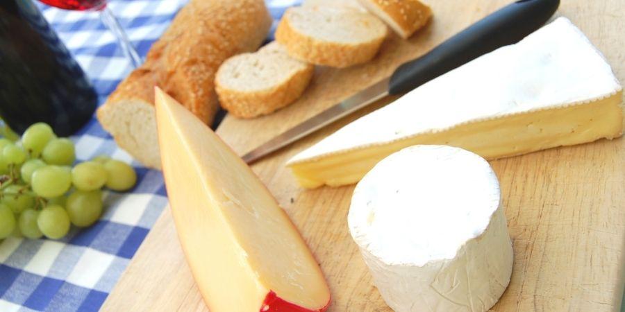pain et fromage