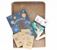 Box mensuelle de La Box à planter