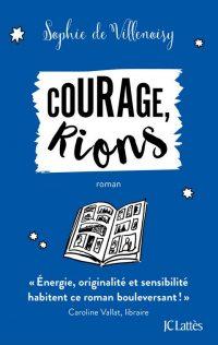 Livre-Courage-Rions-Sophie-Villenoisy