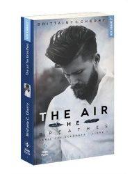 couverture du livre the air of breathes